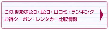 宿泊 民泊 口コミ ランキング お得クーポン レンタカー 比較情報(格安・最安値)